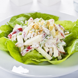 Old-Fashioned Waldorf Salad