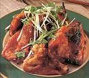 Chicken Wings Cacciatore
