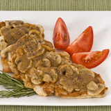 Herb-Marinated Pork Tenderloin with Maple-Mustard Sauce
