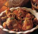 Savory Casserole Of Chicken