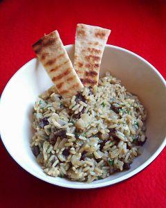 Crunchy Barley Salad