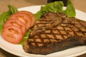 Great Grilled Steak