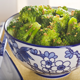Broccoli with Sliced Almonds