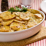 Scalloped Parsnips and Potatoes