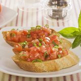 Bruschetta: The Tomato Version