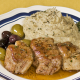 Sauteed Pork Chops