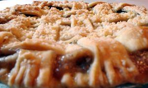 Rhubarb Pie I