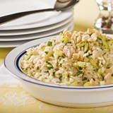Lemon Herbed Rice