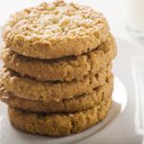 Tahini Vanilla Cookies