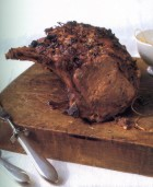 Tuscan Roast Rack of Veal