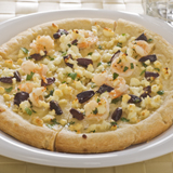 Feta Shrimp Pizza