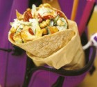 Chicken and Blue Cheese Wrap