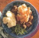 Burgundy Steak and Mushroom Pie