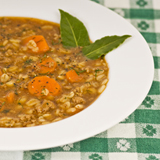 Old-Fashioned Vegetable-Rice Soup