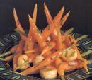 Baby Carrots in Tamarind Glaze
