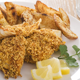 Cajun Spiced Chicken & Crunchy Chicken Nuggets
