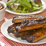Famous Barbecued Country Ribs