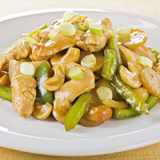 Cashew-Chicken Stir-Fry