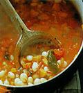 Borlotti/Cranberry Bean Soup