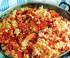 Miss Daisy's Red Rice