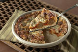 Meatball & Cheese Pizza Bake