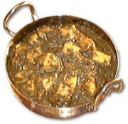 Shahi Kadai Paneer