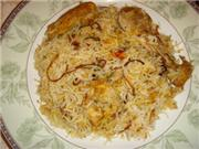 hyderabadi chicken dum ka biryani