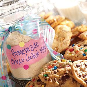 Homemade Cookie Mix