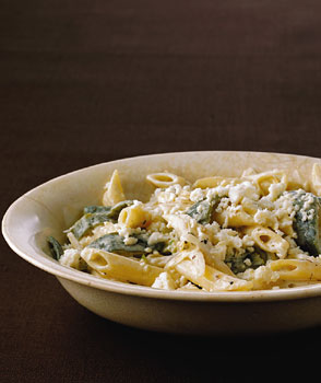 Macaroni with Cream and Cheese
