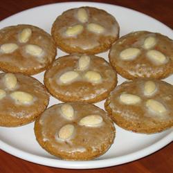 Holiday Lebkuchen (German Spice Cookies)