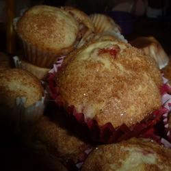 Freshly Fresh Strawberry Muffins