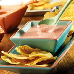 Picante Cream Cheese Dip