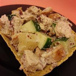 Hen's Nest Chicken Salad