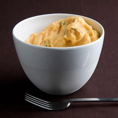 Pumpkin Potato Puree