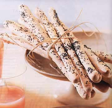 Seeded Breadsticks
