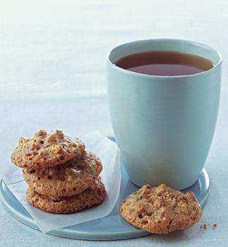 Crunchy Pecan Cookies