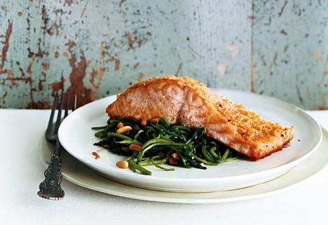 Buffalo Salmon