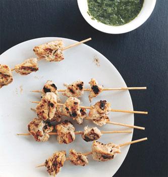 Chicken Tikkas