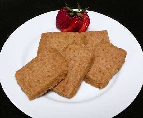 Wheat Biscuit Shortbread