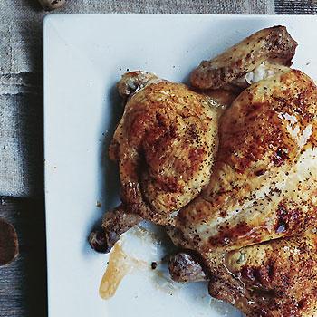 Ricotta-and-Herb-Stuffed Chicken