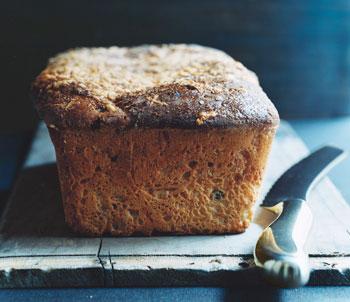 Cheddar Jalapeño Bread