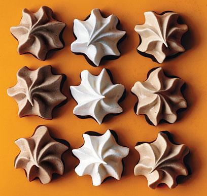 Meringue Stars