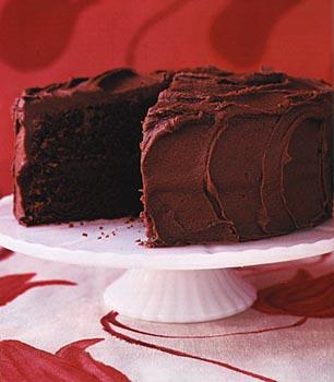 Nana Edie's Devil's Food Cake