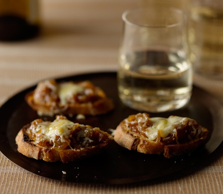 French Onion Bites
