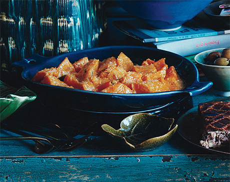 Parmesan-Roasted Butternut Squash