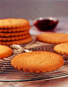 "Sugar Cookies (""Tea Cakes"")"