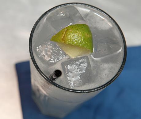 Gin Rickeys