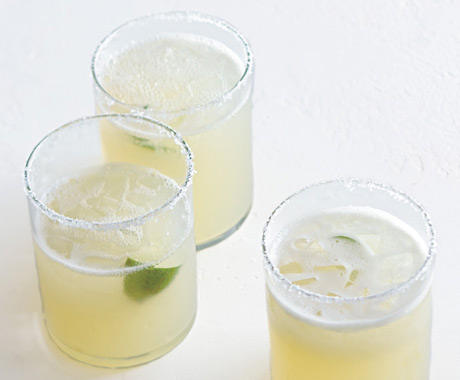 Key Lime Margaritas