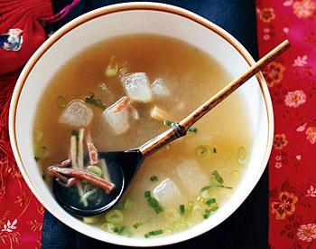 Winter Melon Soup