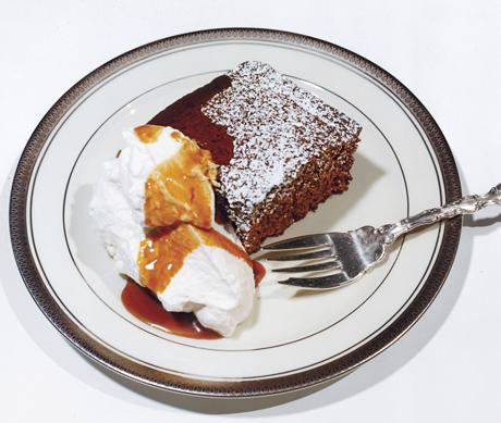 Gâteau de Sirop
